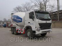 宇通牌YTZ5257GJB42F型混凝土搅拌运输车