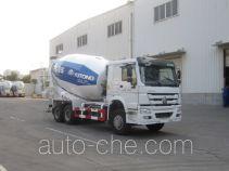 宇通牌YTZ5257GJB43F型混凝土搅拌运输车