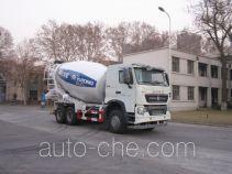 宇通牌YTZ5257GJB44F型混凝土搅拌运输车