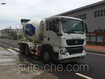 宇通牌YTZ5257GJB45F型混凝土搅拌运输车