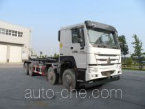 Yutong YTZ5310ZXX40D5 detachable body garbage truck