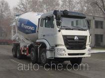 宇通牌YTZ5315GJB40F型混凝土搅拌运输车