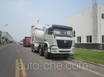 宇通牌YTZ5315GJB41F型混凝土搅拌运输车