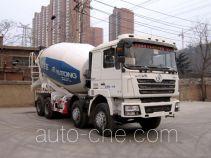 宇通牌YTZ5316GJB30F型混凝土搅拌运输车