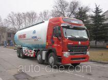宇通牌YTZ5317GFL40F型低密度粉粒物料运输车
