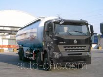 宇通牌YTZ5317GFL43E型粉粒物料运输车