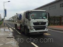 宇通牌YTZ5317GJB42F型混凝土搅拌运输车