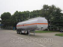 宇通牌YTZ9400GRYA01型易燃液体罐式运输半挂车