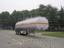 宇通牌YTZ9401GRYA型易燃液体罐式运输半挂车