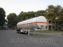宇通牌YTZ9401GRYH型易燃液体罐式运输半挂车