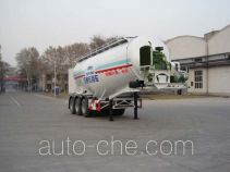 Yutong YTZ9403GFL medium density bulk powder transport trailer
