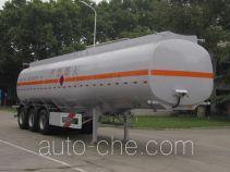 宇通牌YTZ9403GRYA型易燃液体罐式运输半挂车