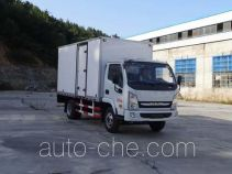 Yunwang YWQ5042XXYT box van truck