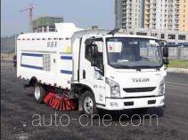 Yunwang YWQ5071TSL4NJ street sweeper truck