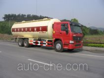 Yunwang YWQ5230GFLZ bulk powder tank truck