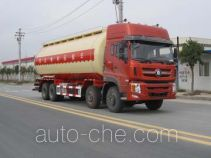 Yunwang YWQ5310GFLA1T4 low-density bulk powder transport tank truck