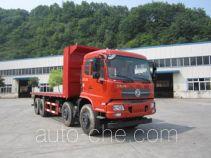 Shenhe flatbed dump truck