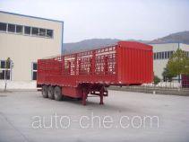 神河牌YXG9360CSY型仓栅式运输半挂车