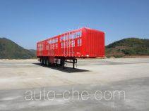 神河牌YXG9402CCYD2型仓栅式运输半挂车