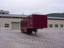 神河牌YXG9402CCY型仓栅式运输半挂车