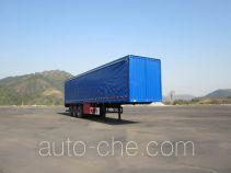Shenhe YXG9403XXYS1LB box body van trailer