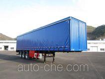 Shenhe YXG9404XXYD1LB box body van trailer
