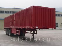 Shenhe YXG9408XXY box body van trailer