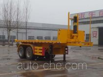 Yongchao YXY9350ZZXP flatbed dump trailer