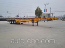 Yongchao YXY9400TJZED container transport trailer
