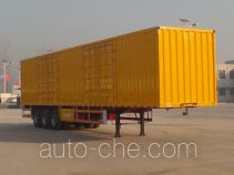 Yongchao YXY9400XXY box body van trailer