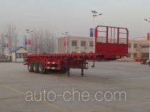 Yongchao YXY9400ZZXP flatbed dump trailer