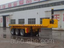 Yongchao YXY9401ZZXP flatbed dump trailer