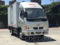 Zhanlong YYC5040XXYBEV2 electric cargo van