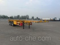 Guangen YYX9400TJZ container transport trailer