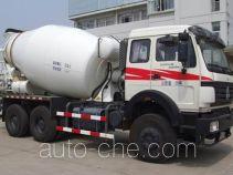 Liugong YZH5255GJBBB concrete mixer truck