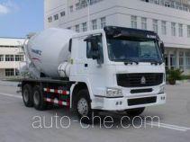 Liugong YZJ5252GJBHW concrete mixer truck