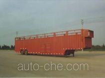 Yangzi YZK9141TCL vehicle transport trailer