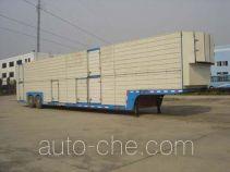 Yangzi YZK9210TCL vehicle transport trailer