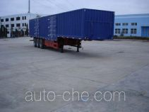 Yangzi YZK9286XXY box body van trailer