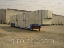 Yangzi YZK9300TCL vehicle transport trailer