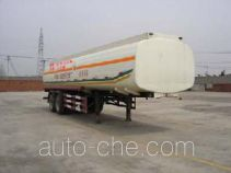 扬子牌YZK9350GHY型化工液体运输半挂车
