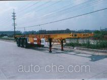 Yangzi YZK9390TJZG container carrier vehicle