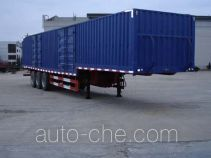Yangzi YZK9392XXY box body van trailer