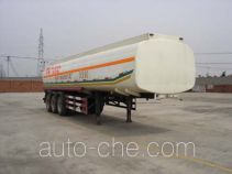 Yangzi YZK9403GHY chemical liquid tank trailer