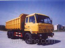 岷江牌YZQ3240型自卸汽车