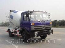 岷江牌YZQ5126GJB型混凝土搅拌运输车