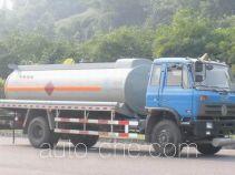 Minjiang YZQ5160GHY3 chemical liquid tank truck