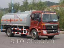 Minjiang YZQ5163GYY3 oil tank truck