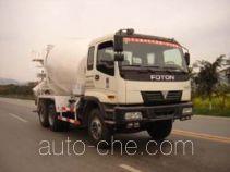 岷江牌YZQ5250GJB型混凝土搅拌运输车