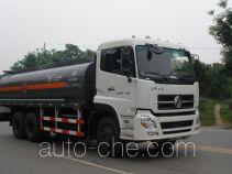 Minjiang YZQ5251GHY3 chemical liquid tank truck